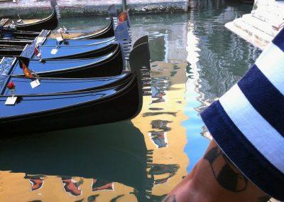Venezia tour foto 09 gondoliere_Taste Scenario